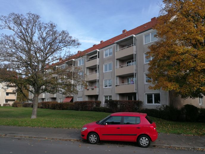Schöne 3 Zimmer Wohnung mit Terrasse in Hannover Buchholz zur Selbstnutzung