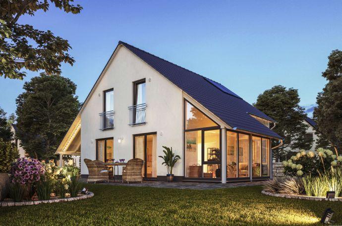 Schöne Aussichten mit einem Wintergartenhaus in Simmerath-Woffelsbach