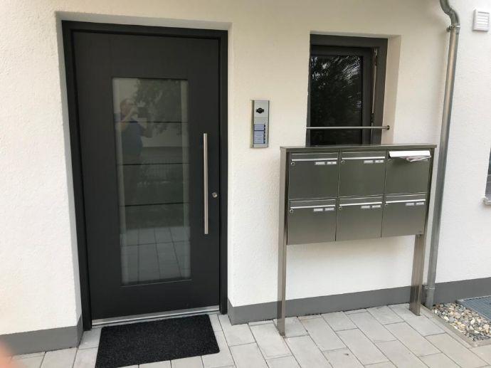 NeubauLichtdurchflutete  2-Raum-Wohnung mit Balkon ab 01.08.2020 zu vermieten