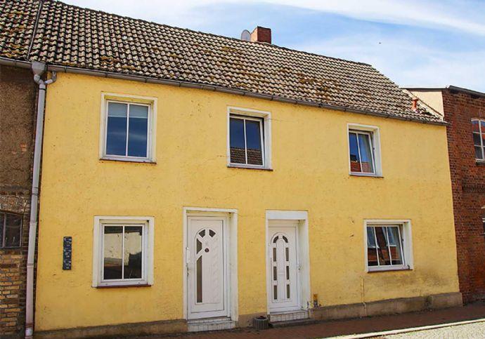 *SCHNÄPPCHEN* Doppelhaus in Rehna, direkt im Zentrum
