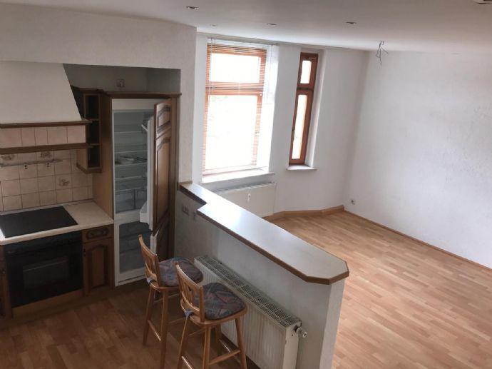 3,5 Raum Wohnung Dachgeschoss mit 2 Bädern Balkon Maisonette ab sofort zu vermieten Zwickau Marienthal