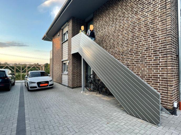 Maisonette-Wohnung - Wohnen auf 2 Etagen