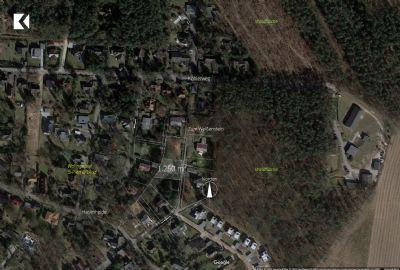 Großes Grundstück in gewachsener Siedlungslage
