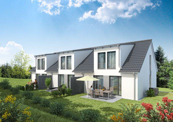 Haus mit Extrabreite - Reihenmittelhaus mit besonderem Wohngefühl