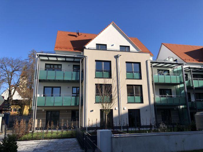 Hersbruck Altstadt-Carré mit Penthouse-Feeling (Erstbezug 2020)
