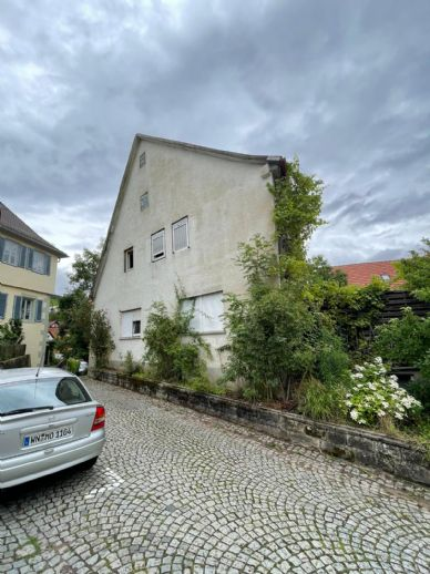 Einfamilienhaus mit Potential in Remshalden