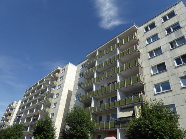 Solide Kapitalanlage mit Balkon und