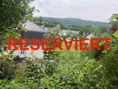Baugrundstück mit Rheinsicht für EFH in Büsingen
