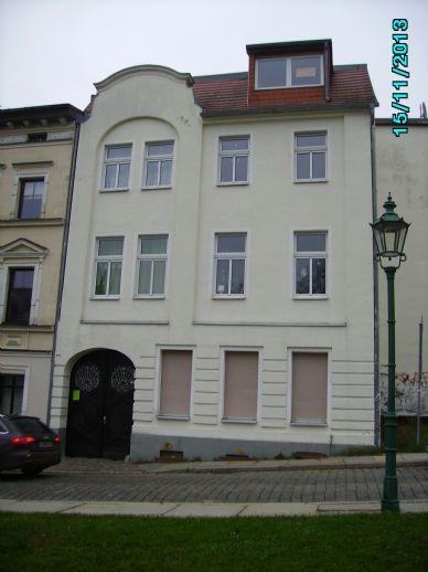 3-Zimmer-Dachgeschoss-Wohnung im Zentrum von Eberswalde