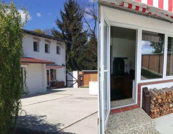 Bauernhaus renoviert für Sport und naturliebende Familie inkl. Gästezimmer mit Bad + Stellplätzen