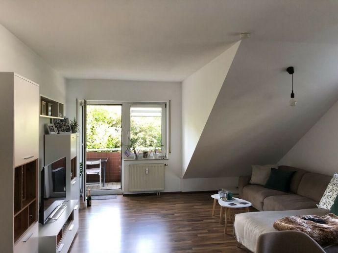 3 5-Raum-Wohnung mit Balkon Tiefgarage