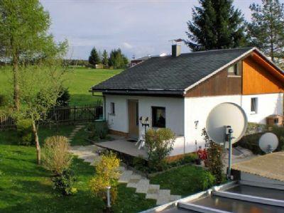 Ferienhaus Drößler - klein, aber fein,  ruhig im Garten für 3 Personen