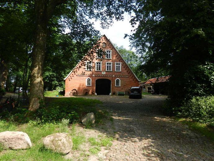 Original erhaltenes Niedersachsenhaus Denkmalgeschützt mit
