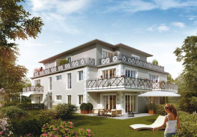 Obermenzing: Wunderschöne 3-Zimmerwohnung mit Südwestbalkon in 8 Familienhaus