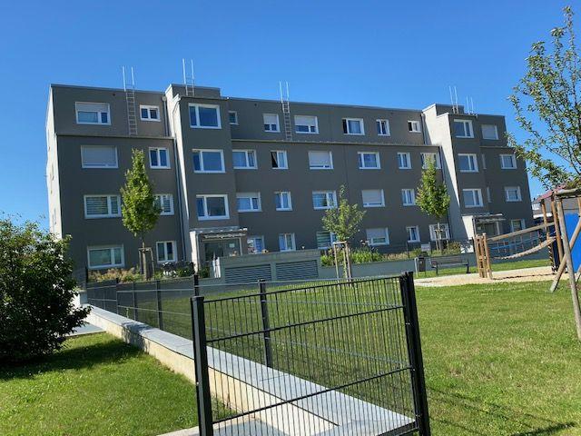 Schöne 3-Zimmerwohnung mit Souterrain in Ingolstadt - Friedrichshofen