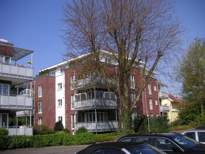 Einmalige Chance - Penthouse-Wohnung am Rosarium!