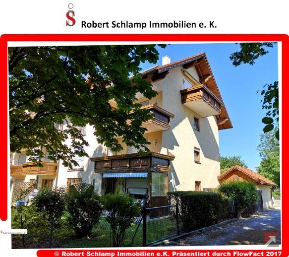 Kapitalanleger aufgepasst! Wunderschöne 3-Zimmer-Wohnung in Kolbermoor zu verkaufen !