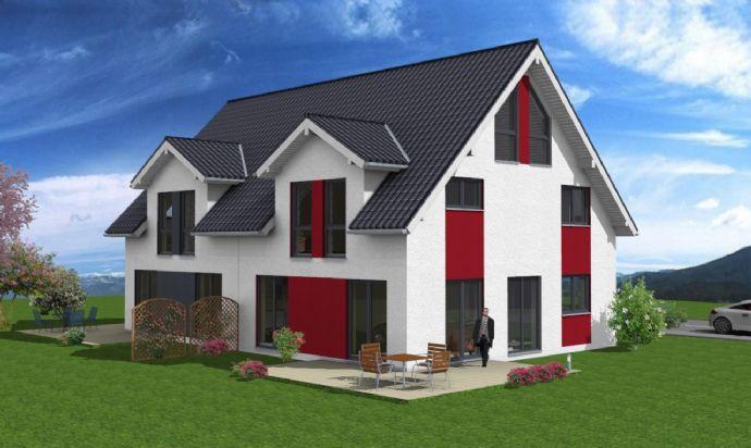 NEUES Einfamilienhaus inkl. Grundstück in Heitersheim....Projektiertes Haus, aktuell gerne noch ganz nach Ihren Planungswünschen
