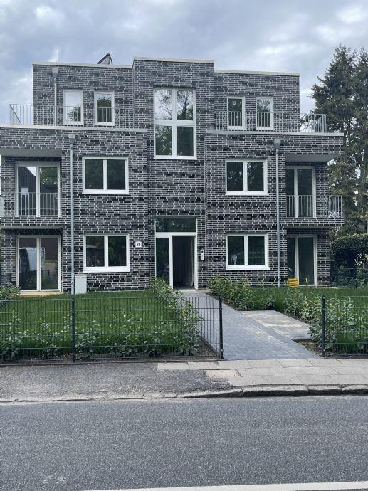 Penthouse in Blankenese - Neubau!