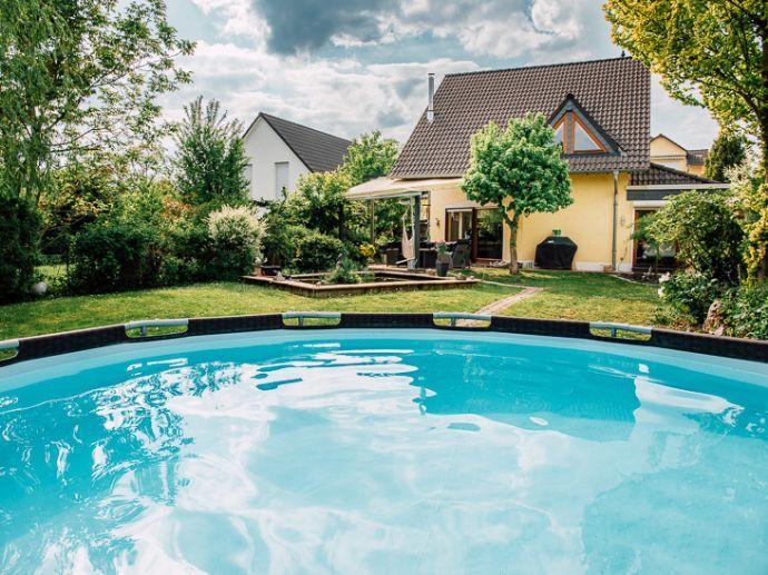 Tolles und gepflegtes EFH in bester Lage von Heimbach-Weiß auf großzügigen Grundstück