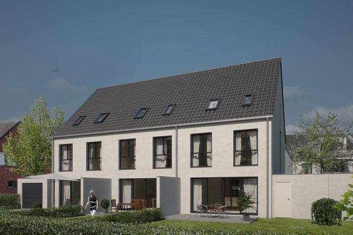 Reiheneckhaus in Dormagen-Stürzelberg - Neubau in ruhiger Wohnlage