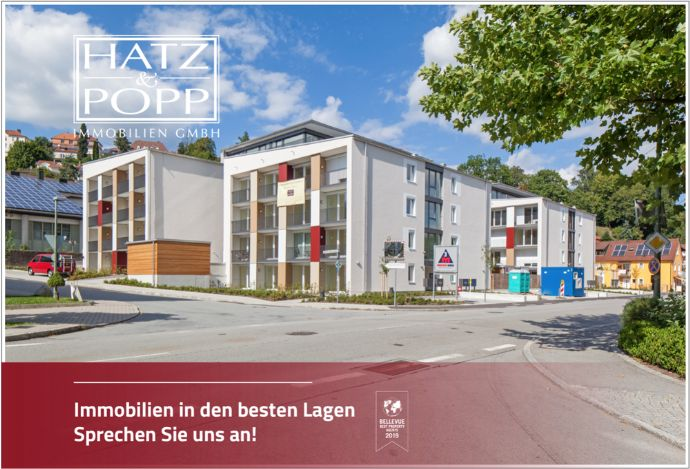 Hatz & Popp - modernes Apartment gegenüber der Universität!