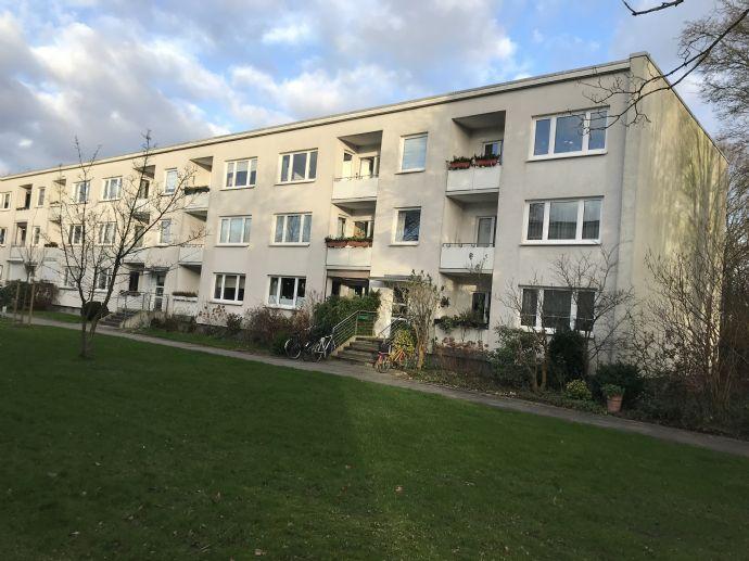 Vermietete Wohnung in Flottbek mit einer Rendite von 2,39 %