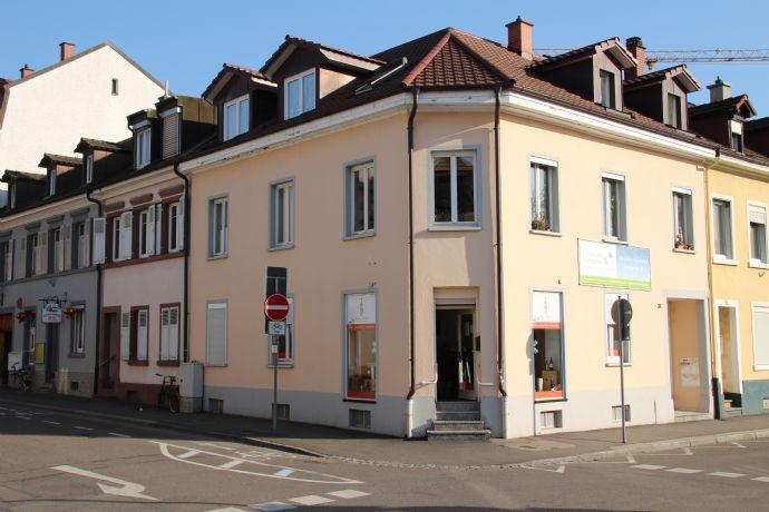 Wohn- und Geschäftshaus in der Innenstadt von Lörrach