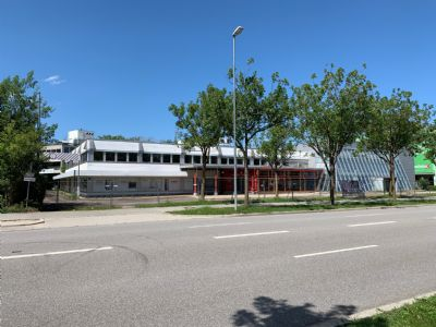 Ingolstadt Ladenlokale, Ladenflächen