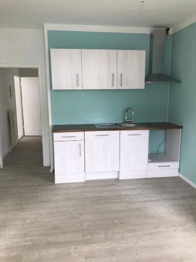 neue Küchenzeile