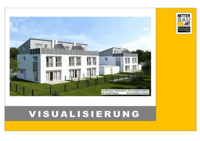 Stadthäuser, Nürnberg Fischbach, Bärenbühlgraben, RH 4
