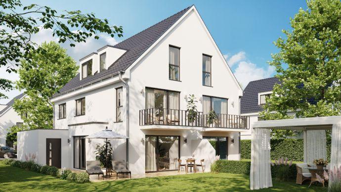 Geräumiges Neubau Doppelhaus in Untermenzing