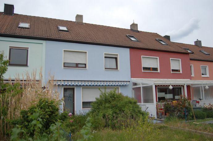 Großes Reiheneckhaus in Herzogenaurach