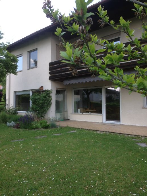 Großes freistehendes Wohnhaus in herrlicher Lage von Vilshofen