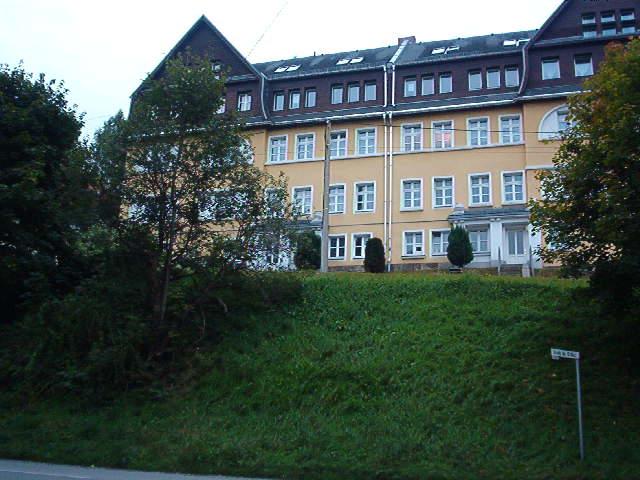 Kleine gemütliche Zwei-Zimmer-Wohnung in Schwarzenberg