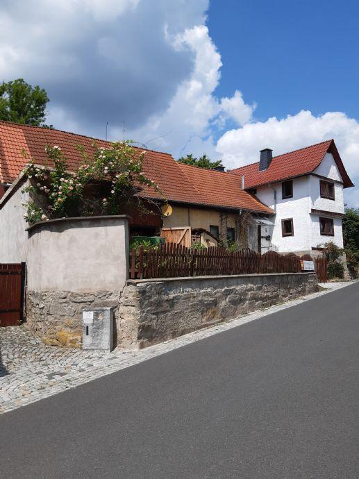 8 Zimmer Wohnung in Ellingshausen b Meiningen