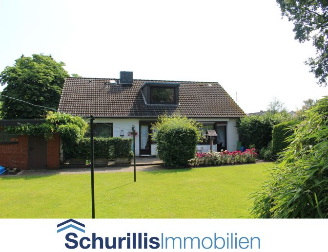 Gepflegtes Einfamilienhaus mit Vollkeller und Garten
