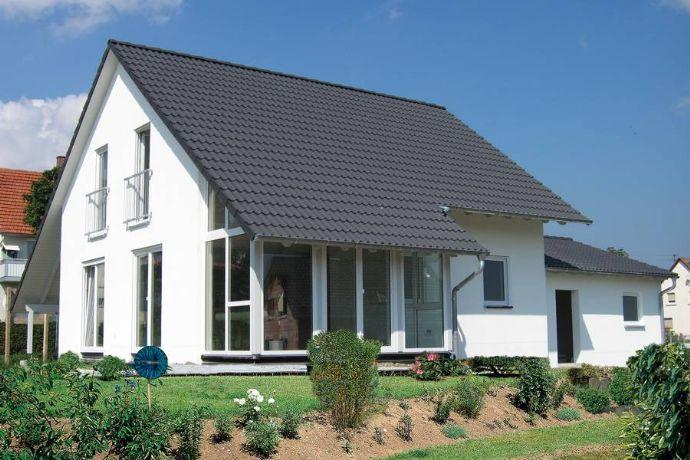 Wintergartenhaus, massiv! Inkl. Grundstück sowie sämtlicher Baunebenkosten und Hausanschlussgebühren.RULFINGEN