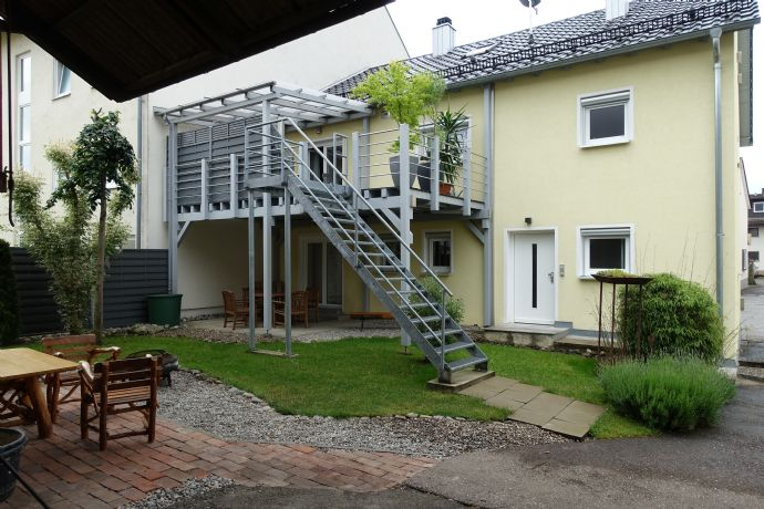 Schöne EG Wohnung mitten in Steinheim