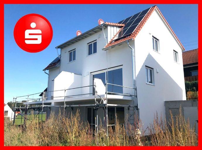 Neubeu: Doppelhaushälften in Mönstetten