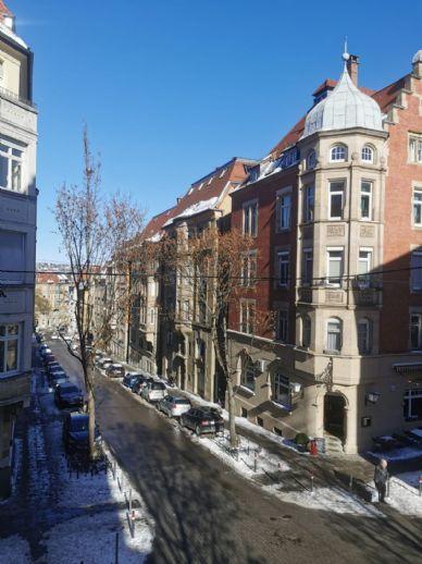 Erstbezug nach Modernisierung - Altbauwohnung im Lehenviertel (nähe Marienplatz)