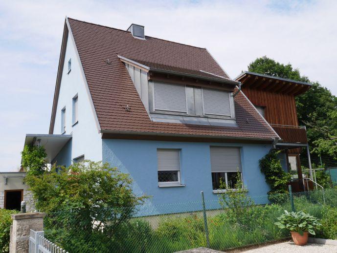 Ein Schmuckstück! EFH mit Garten in Bamberg. Vermietung vom 1.3.2020 bis 31.3.2021.
