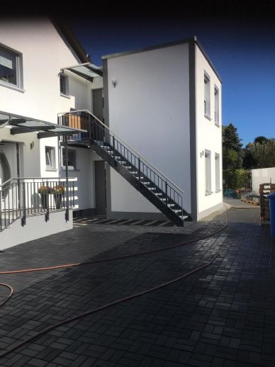 2-Zimmer Neubau Wohnung zur Miete in der Kettelersiedlung