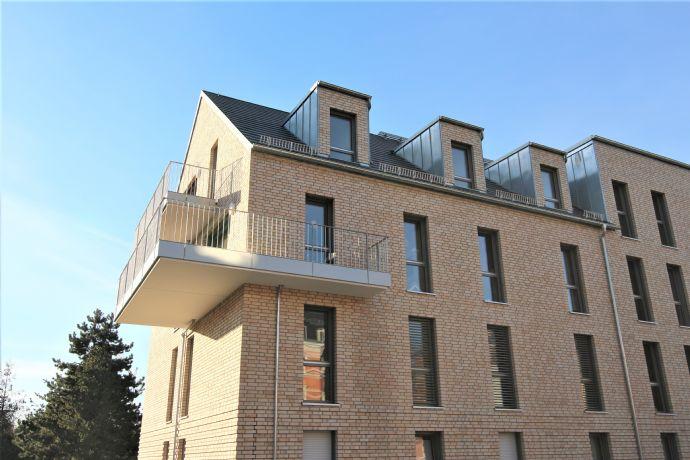 Die Schönste kommt zum Schluss: 5-Raum-Penthouse-Wohnung! ÖKOLOGISCH+ NACHHALTIG wohnen mit HOLZ100!