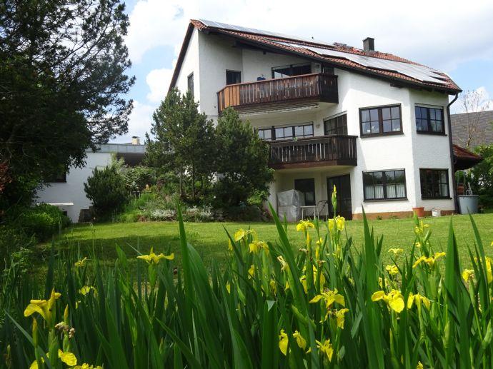 Großzügiges Architekten Einfamilienhaus, Einliegerwohnung, Herzogenaurach, ruhig, sonnig, Traumgarten, Bestlage