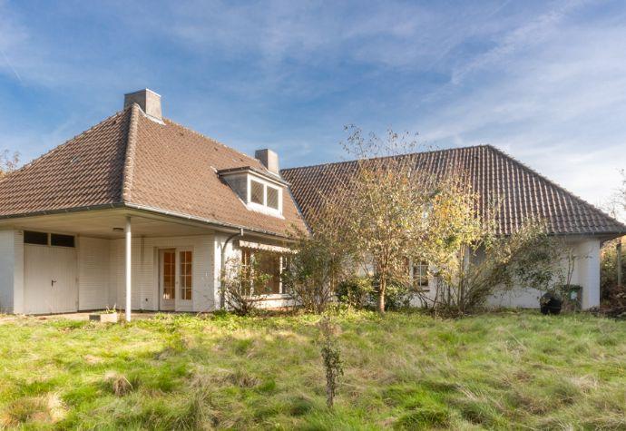 Unternehmer-Villa im Dornröschenschlaf
