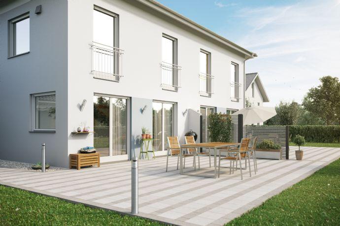 Schöne massive Doppelhaushälfte mit Keller in Wiesental