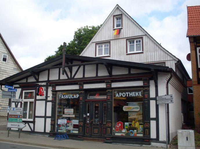 helle 3-Zimmer-Wohnung in Ilsenburg