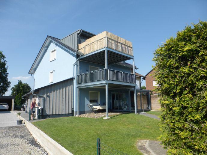 Sehr ruhige Mietwohnung im Dreifamilienhaus in Lippetal (Hovestadt Nordwald)