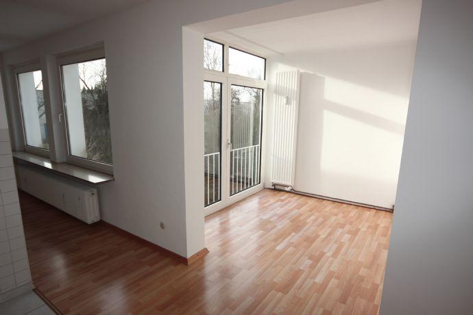 2-Raum-Wohnung in ruhiger Nebenstrasse